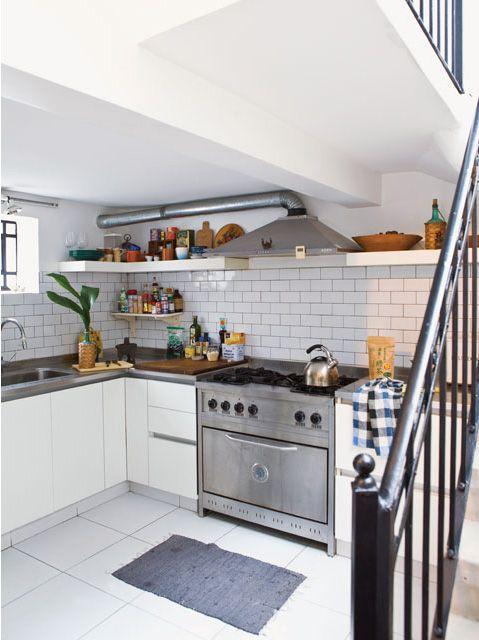 M s de 25 ideas fant sticas sobre campanas de cocina en - Campana extractora cocina industrial ...