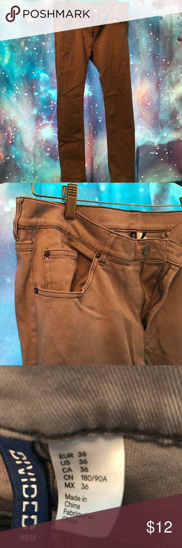 🔥🔥Grey Skinny Men's Jeans H&M🔥🔥 🔥🔥36w 34l h&m hot Deal 🔥🔥 H&M Jeans Skinny