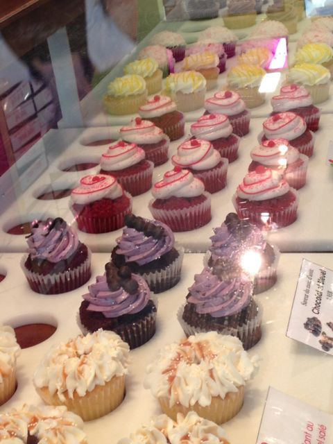 Cupcakes are still hot! #Montreal