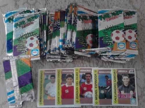 Tarjetas De Futbol Mexicano Futgolazo De Bambinonestle Año94 en venta en Gustavo A. Madero Distrito Federal por sólo $ 15,00 - CompraCompras.com Mexico