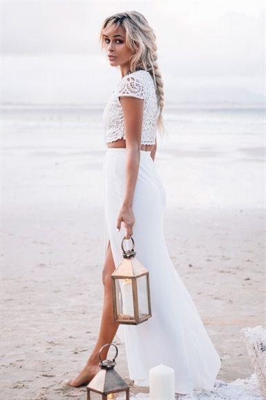 Amelle Set - Ivory | SABO SKIRT | S A B O . F O R M A L ...