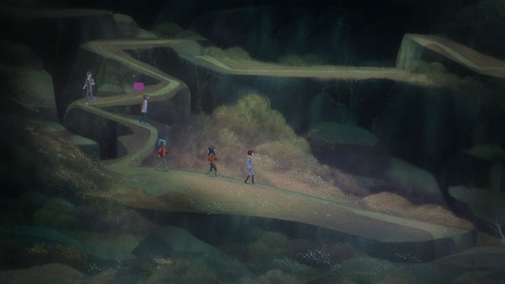 Teen thriller Oxenfree gets collector's edition, PS4 release | Polygon