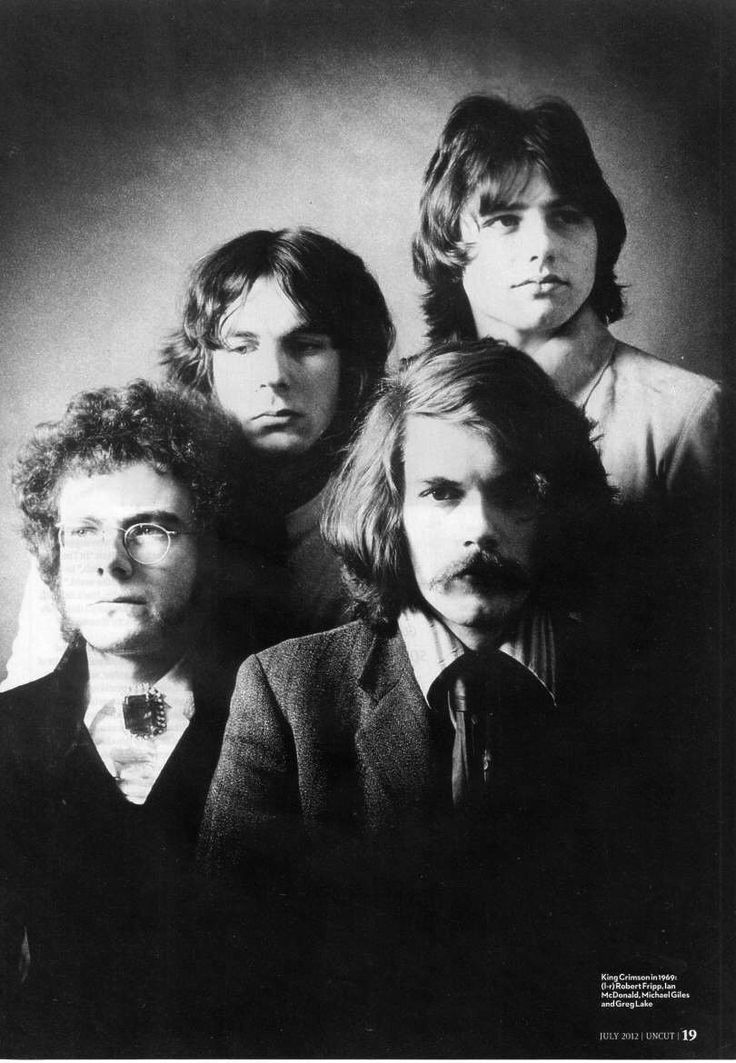King Crimson   Early 1969