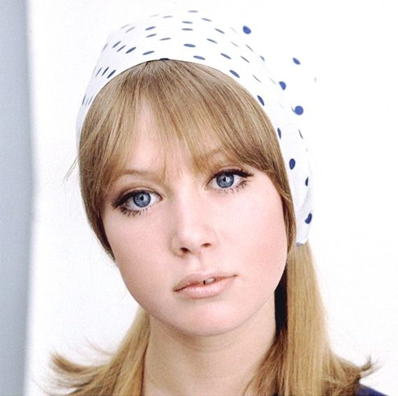 Style Icon- Pattie Boyd