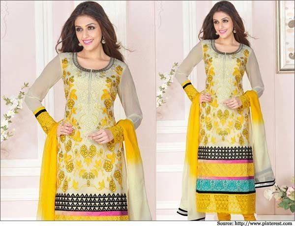 Top 10 Designer Salwar Kameez Neck Designs & Patterns	Choose a designer salwar kameez for occasion that you plan to attend. Enjoy your special occasions with customized designer salwar that suits your taste. See mre at Metromela.com