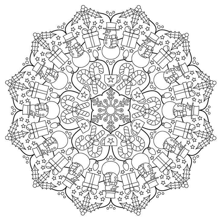 how to make a simple mandala in illustrator