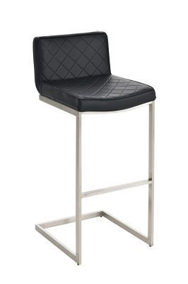 Edelstahl Barhocker mit Lehne MADINSON, Sitzhöhe 78 cm Jetzt bestellen unter: https://moebel.ladendirekt.de/kueche-und-esszimmer/bar-moebel/barhocker/?uid=7dbeb7f8-f140-50b8-9752-7a98a160be3e&utm_source=pinterest&utm_medium=pin&utm_campaign=boards #barhocker #kueche #stehtische #esszimmer #barmoebel