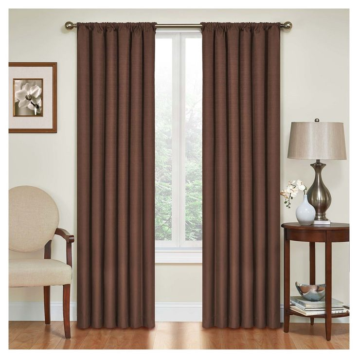 Kendall Thermaback Blackout Curtain Panel