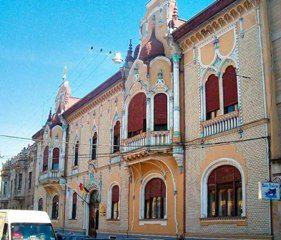 Rimanóczy Palace, Nagyvárad (Oradea, Romania), 1905_Architect: Marcell Komor, Dezső Jakab