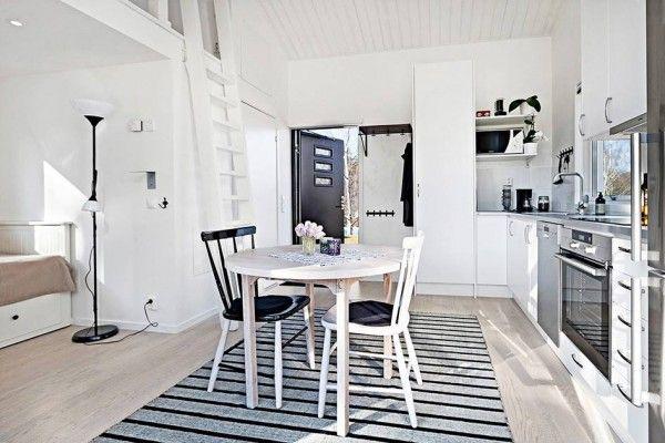 Een van de mooiste huizen in Zweden is te koop. De binnenkant overtreft alle verwachtingen! - homeideasclub