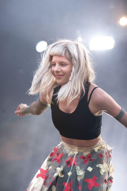 Aurora in concert