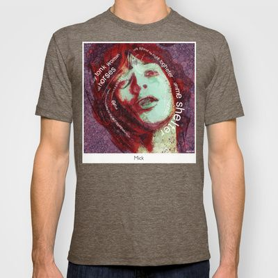 mick T-shirt by bRIZZO - $22.00