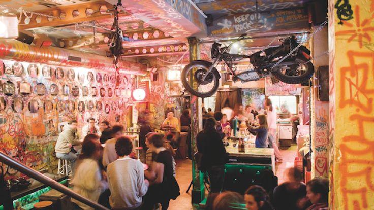 Bars de fans: barres temàtiques per a tots els gustos