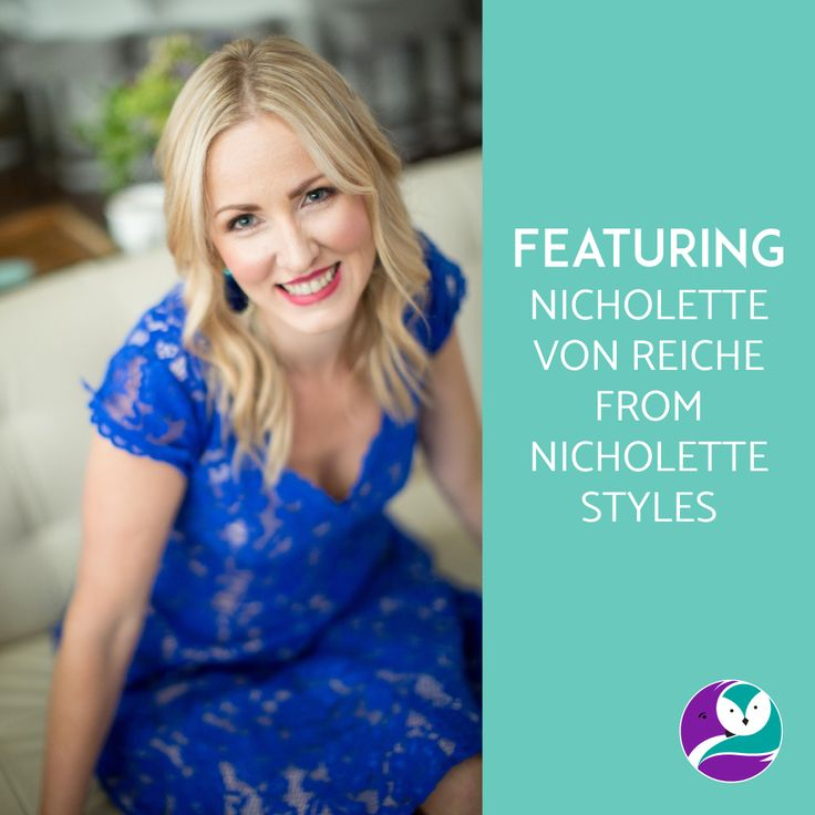 On the blog, I chat to Nicholette from Nicholette Styles. She's the Canva queen and her online store is the place to visit if you want to start 2018 with gorgeous graphics for your business.