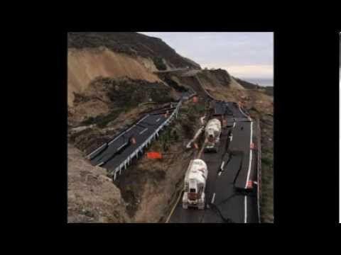 Falla de San Andrés: Big One / San Andreas Fault: Big one [IGEO.TV] - YouTube