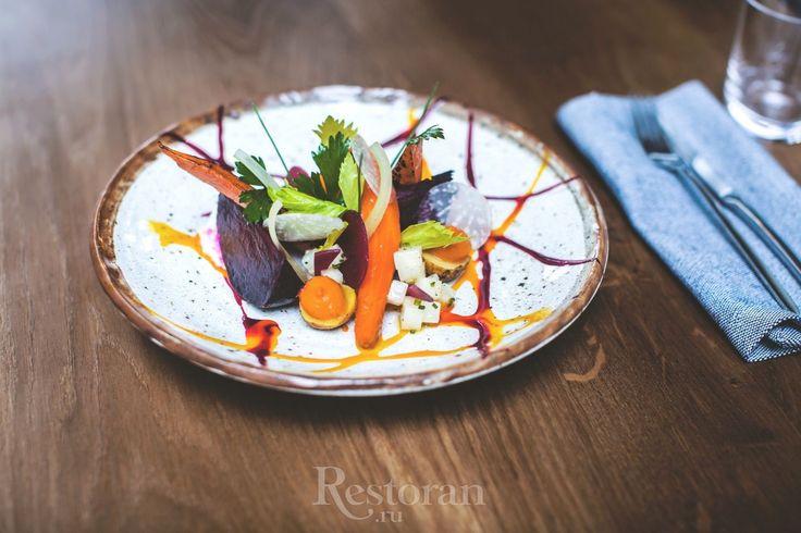 Взятки с грядки: корнеплоды в московских ресторанах