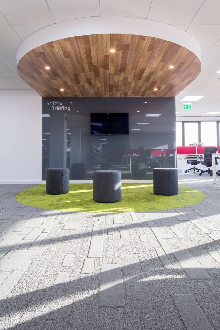Alstom Offices - Bristol - Office Snapshots