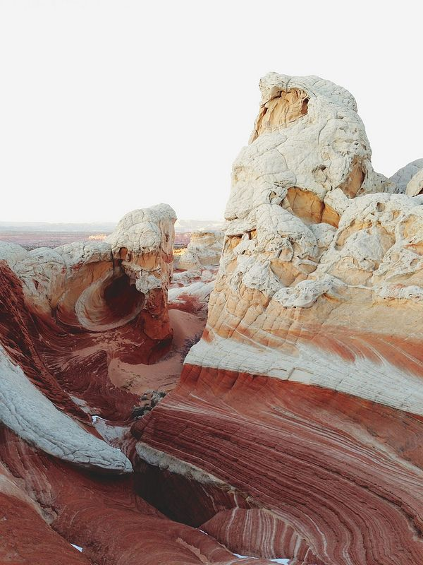 white pocket vermilion cliffs national monument, arizona