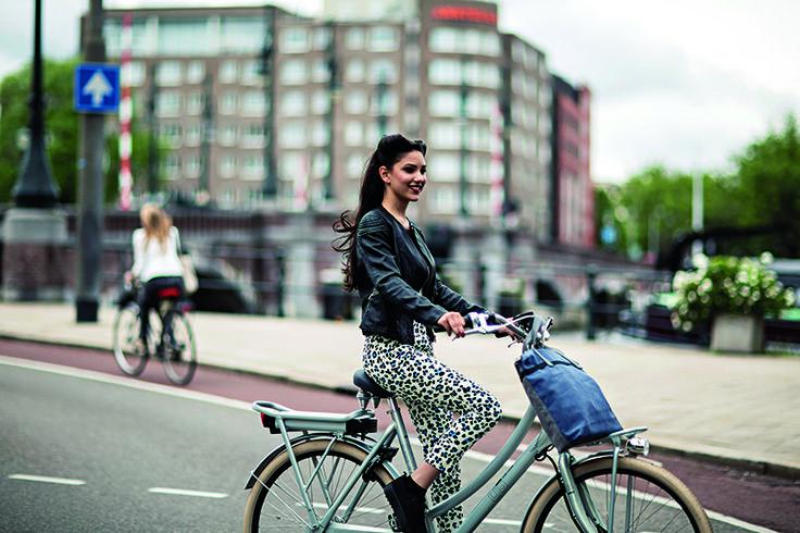 Cortina Utility E-bike - Ado Bike