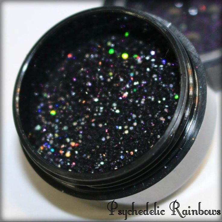 Psychedelic Rainbow Glitter Loose Cosmetic Glitter Eyeshadow Eyeliner Nail Art Makeup by BeautyBarBaby on Etsy https://www.etsy.com/ca/listing/261465269/psychedelic-rainbow-glitter-loose