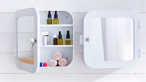 Oltre 25 fantastiche idee su anta a specchio su pinterest for Dispenser sapone ikea