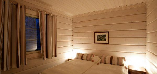 Hôtel Finlande : Chalet privé en Finlande - Europe - 4