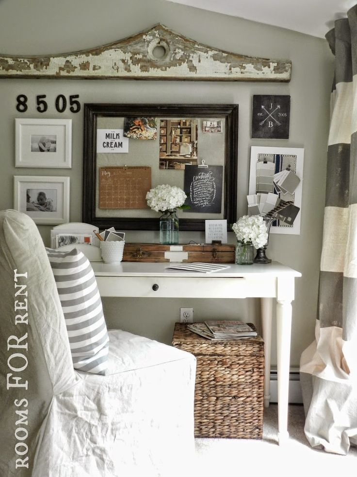 386 best Home: Office Space Inspiration images on ...
