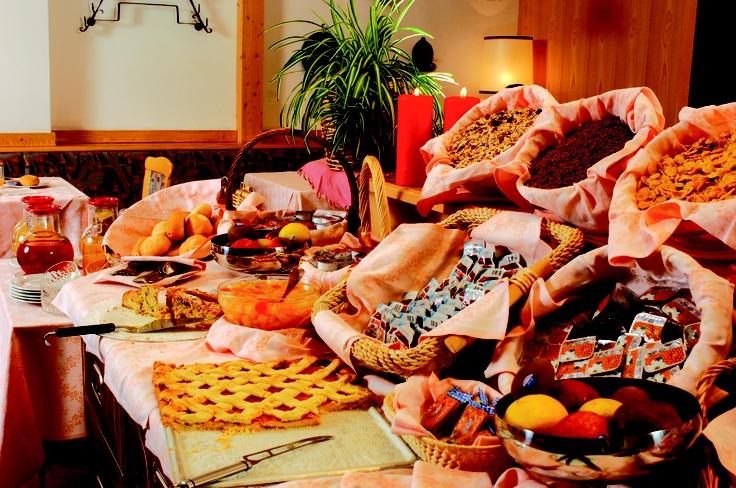 Buffet colazione - Breakfast buffet