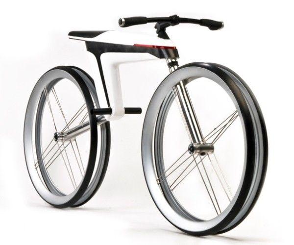 Concept di bici elettrica