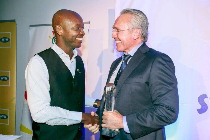 BOSASA Group CEO Gavin Watson was honoured with the Trail Blazer of the year…