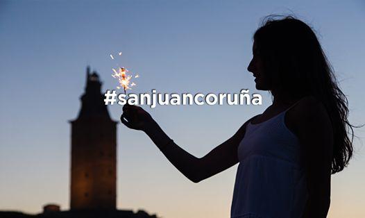 Este año ven a las playas de Riazor y el Orzán para vivir San Juan como se merece #sanjuancoruña