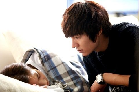 Lee Min Ho and Park Min Young #CityHunter #drama