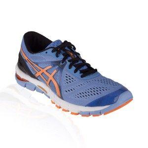 Asics - Gel Excel 33 3 Running Shoe - Capri Blue/Orange/Black