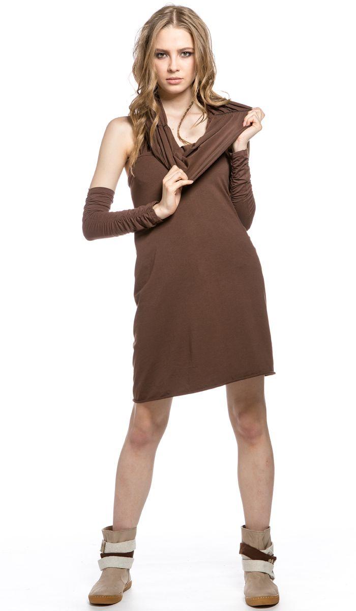 Платье Шоколадный мус