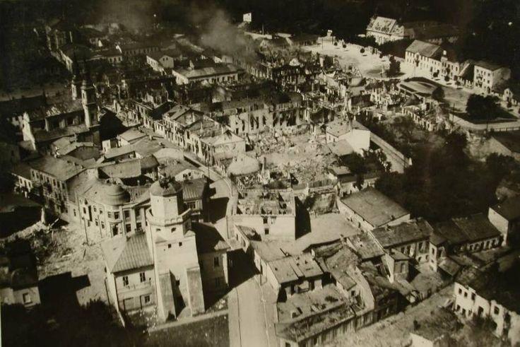 Wieluń, 1 września 1939. Dlaczego Niemcy zbombardowali miasto? - Wieluń - NaszeMiasto.pl