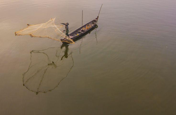 Fishing by Daniele Silvestri on 500px
