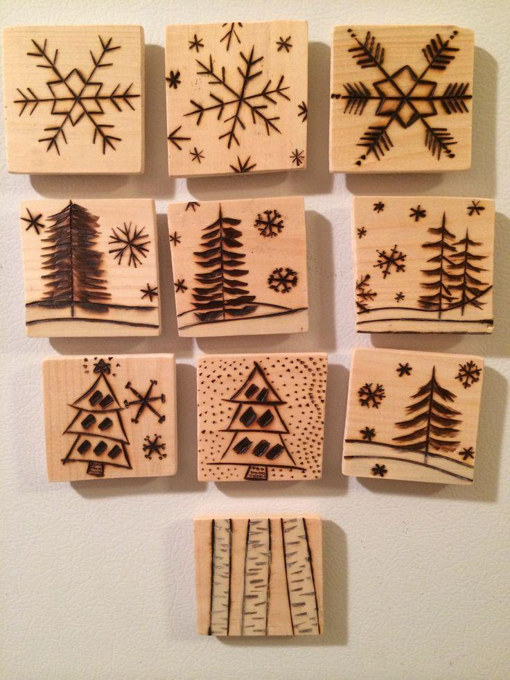 Woodburning craft