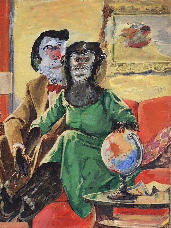 jacques flechemuller artist