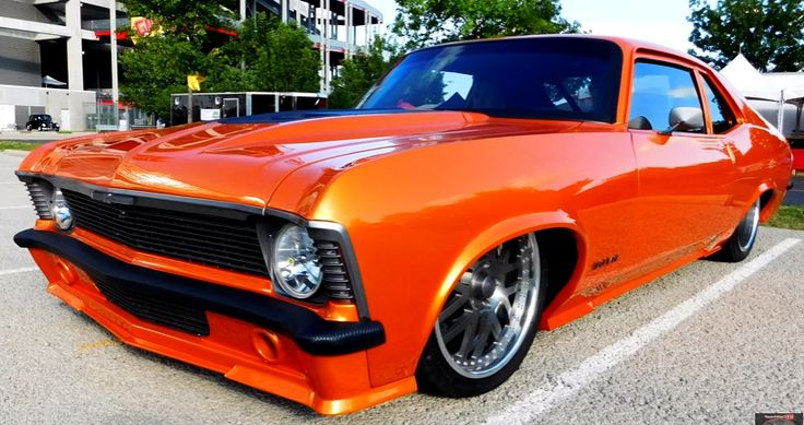 Chevy Nova Custom at Goodguy's Nationals | Video