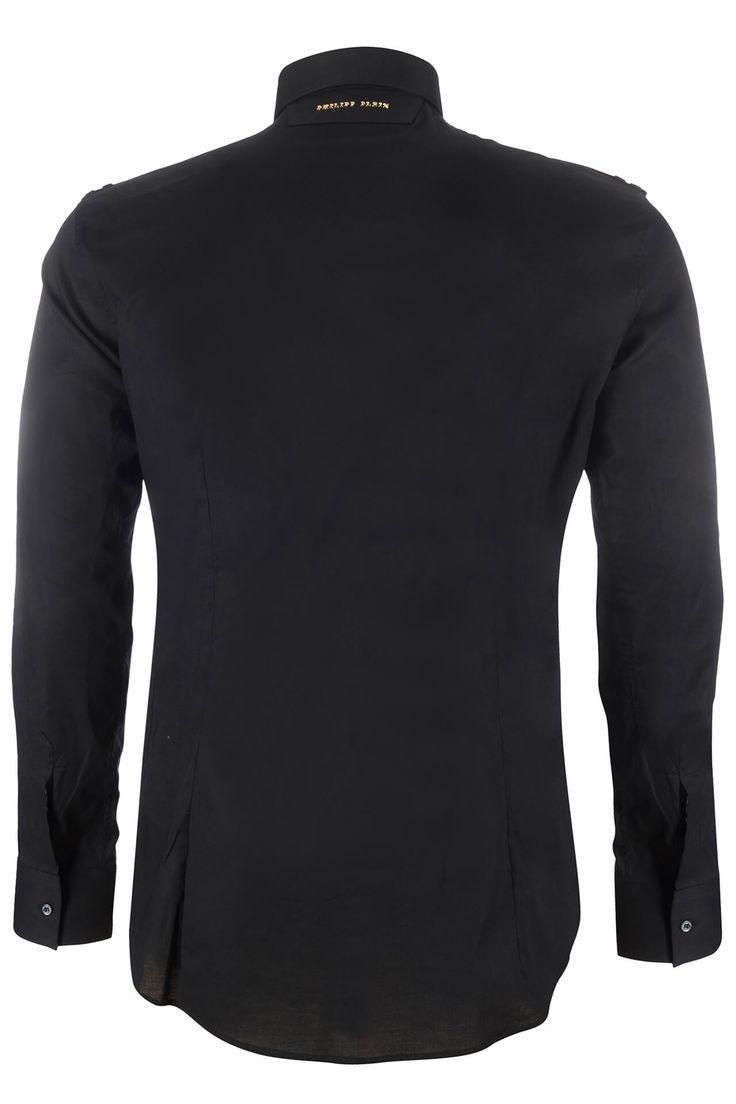 Philipp Plein Heren Casual Overhemden