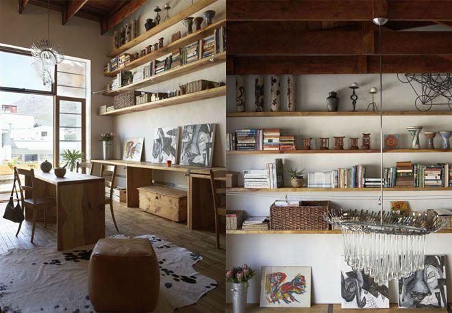 shelves and more shelves