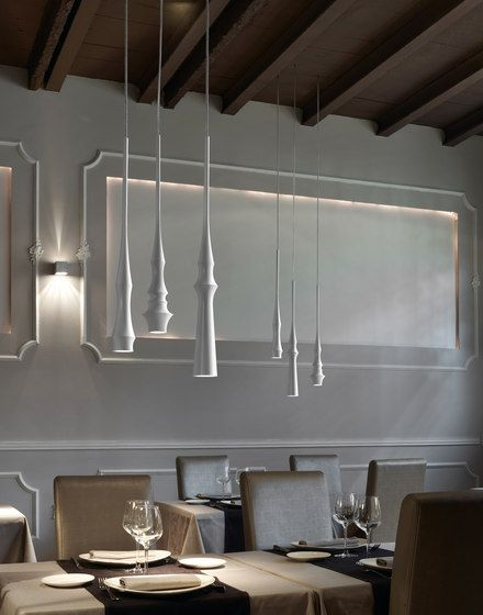 General lighting   Suspended lights   Slend   BOVER   Christophe. Check it out on Architonic