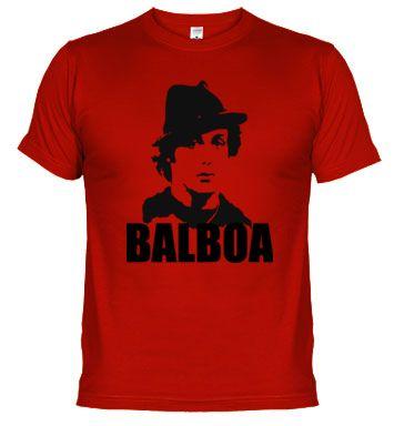 camiseta de Rocky Balboa