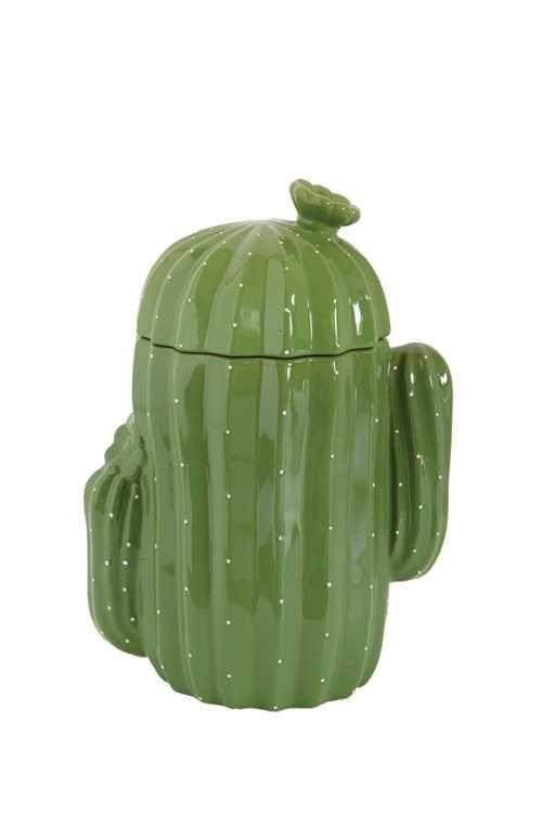 Stoneware Cactus
