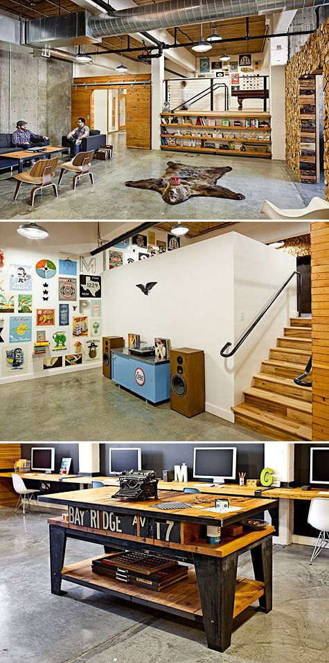 17 best images about office design on pinterest for Marketing office design
