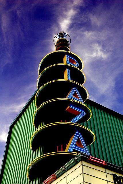 Plaza Theatre Garland, Texas