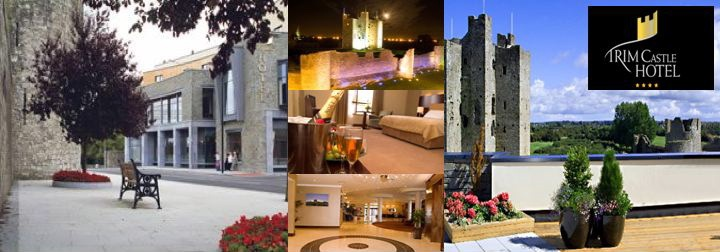 Wedding Advertisement for The Trim Castle Hotel Meath's Wedding Venues Meath Weddings on http://www.weddingszone.ie/categories/index/wedding_suppliers