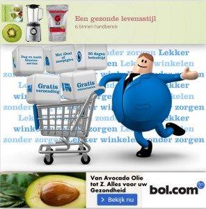 superfood bolcom banner gezonde levensstijl