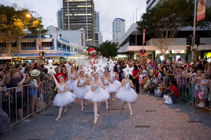 Myer Parade & Pantomime #brisbane #brisbanecity