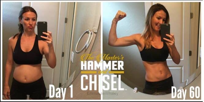 Hammer & Chisel Transformation Results
